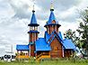 Архиепископ Викентий освятил храм в честь Тихвинской Иконы Божией Матери в поселке Атиг