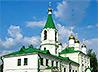 Слово митрополита Кирилла на богослужении в Успенском храме г.Березовского