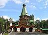 Сгоревший храм Царского монастыря будет полностью восстановлен