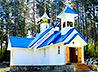 В селе Калиново освящен новопостроенный храм в честь Казанской Иконы Пресвятой Богородицы