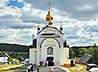 Торжественное освящение храма состоялось в поселке Каменка