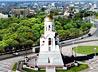 Каменск-Уральский освящен с высоты птичьего полета: священник поднялся в небо на воздушном шаре