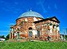 Первая за 77 лет Литургия состоялась в храме села Кленовское