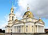 В Невьянске состоялось богослужение с участием всех архиереев Екатеринбургской митрополии