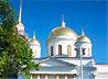Архиепископ Кирилл возглавил Литургию праздника Успения Божией Матери в Ново-Тихвинском монастыре