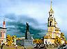 Некоммерческое партнерство «Уральское казачество» призвало восстановить Богоявленский кафедральный собор на историческом месте – на Главной площади Екатеринбурга