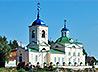 Паломнический отдел Екатеринбургской епархии приглашает побывать в Георгиевском храме Слободы Коуровской