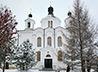 Архиерейская Литургия состоялась в Спасском подворье Ново-Тихвинского монастыря