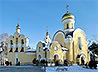 В день Преполовения Пятидесятницы архиепископ Викентий совершил Литургию в Свято-Никольском приходе Среднеуральска