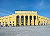 Совершено освящение открывшегося после реконструкции Центрального стадиона Екатеринбурга
