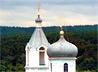 Новое облачение появилось на куполе и кровле Сретенского храма поселка Старопышминска