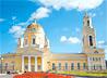 В честь праздника Казанской Богородичной иконы в Свято-Троицком соборе Екатеринбурга совершено Всенощное бдение Архиерейским чином