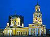 Владыка Кирилл возглавил службу в Свято-Троицком соборе в Рождественский Сочельник
