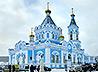Праздничное архиерейское богослужение состоялось в Введенском храме поселка Верхние Серги