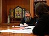 В преддверии Дня Победы состоялась встреча митрополита Кирилла и муфтия-хазрата Сибагатуллы.