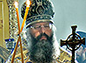 В Екатеринбурге состоялось архиерейское богослужение в день Смоленского образа Богоматери