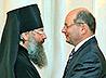 Губернатор принял архиепископа Екатеринбургского и Верхотурского Кирилла
