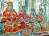 Четыре архиерея почтили память преподобномученицы Елизаветы и инокини Варвары