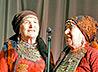 С рождественским концертом в Екатеринбурге выступил известный коллектив «Бурановские бабушки»