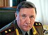 Архиепископ Викентий поздравил с вступлением в должность командующего войсками Объединенного Стратегического Командования «Центр» генерал-лейтенанта В.В.Чиркина
