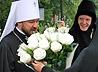 Митрополит Иларион посетил Ново-Тихвинский женский монастырь Екатеринбурга