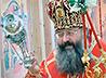 В последний день Светлой седмицы архипастырь совершил Литургию в Горном Щите
