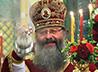 В праздник Пасхи Глава митрополии совершил торжественное богослужение в Свято-Троицком соборе