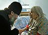 Митрополит Кирилл и православные творческие коллективы посетили Госпиталь ветеранов войн