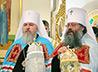 Каменцы приняли поздравления архипастырей с Рождеством Христовым