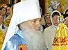 Митрополит Викентий совершил первое богослужение в Свято-Успенском кафедральном соборе Ташкента