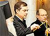 Первый заместитель руководителя администрации Президента России Владислав Сурков встретился с архиепископом Викентием и посетил Храм-на-Крови