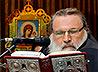 Архиепископ Викентий совершил чтение акафиста перед иконой «Спорительница Хлебов» в Екатеринбургской духовной семинарии