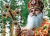 Архиепископ Викентий возглавил богослужение в Преображенской обители Каменска-Уральского и освятил монастырскую звонницу