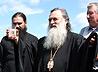 Архиепископ Викентий посетил уникальный горячий источник в деревне Болотово Алапаевского района