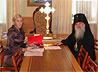 Подписано соглашение о сотрудничестве между Екатеринбургской епархией и областным молодежным правительством