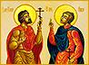 Cельские жители почтили память cвятых мучеников Флора и Лавра