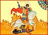 В ночь на Рождество в Екатеринбурге открылся храм во имя святого Георгия Победоносца