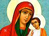 Песчанская икона Божией Матери посетила Сысерть