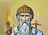 Ровно год назад в монастырь на Ганиной Яме прибыли мощи святителя Спиридона Тримифунтского