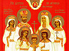 В Екатеринбурге совершаются непрестанные моления святым Царственным Страстотерпцам