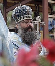 Владыка Кирилл поздравил с назначением на должность командующего войсками ЦВО генерал-полковника В.Б. Зарудницкого