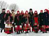 Сухоложский Центр народной культуры принял участие в V Всероссийском фестивале зимних фольклорных традиций