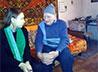 Волонтеры-медики навестили ветеранов Екатеринбурга