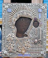 Чудотворная Чимеевская икона Божией Матери прибудет в Екатеринбург