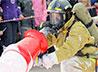 День пожарной охраны отметили вчера сотрудники МЧС
