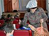 Прихожане храма свт. Луки побывали с подарками в Малоистокском детском доме