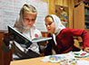 Благодаря акции «Подари православную книгу детям!» школьные библиотеки пополнились качественной литературой
