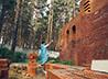 Красноярцы приобрели именные кирпичики на строительство екатеринбургского храма Святителя Луки