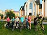 Молодежь Князь-Владимирского храма в Краснолесье организовала велопрогулку