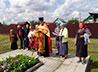 101 годовщину со дня мученической гибели священника и прихожан отметили в Введенской церкви